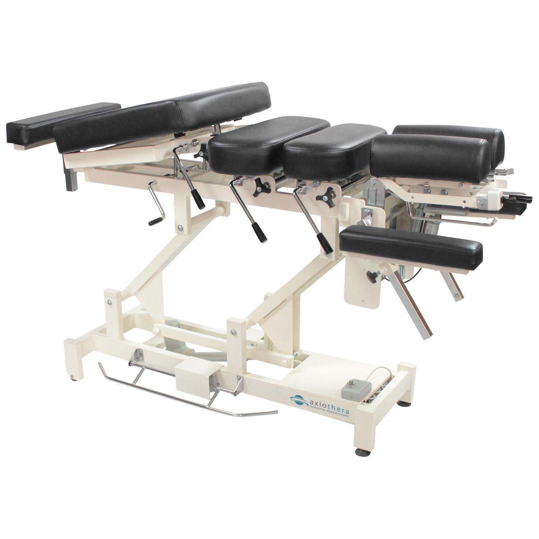 chiropraktikliege chiroma 8 segmente elektrisch m. Black Bedroom Furniture Sets. Home Design Ideas